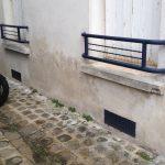Remontées capillaires maison extérieur