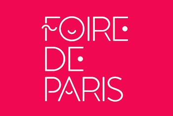 Logo foire de paris 2018