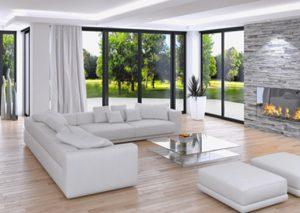 Salon maison
