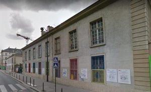 Photo de la caserne de Reuilly à Paris