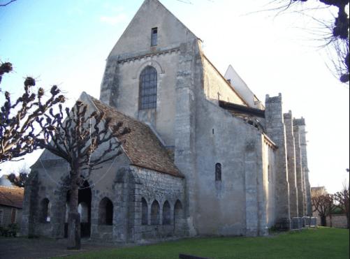 Eglise de Champcueil