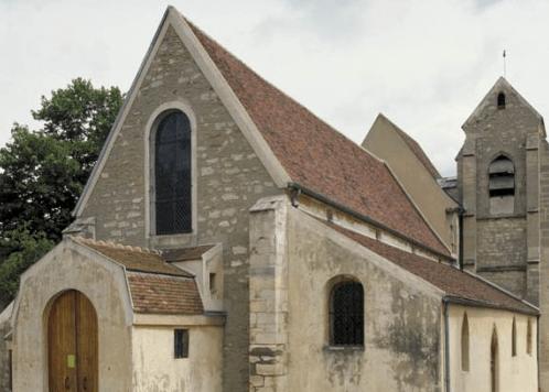 Eglise de Villeneuve Le Roi