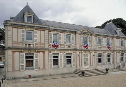 Mairie de Villeneuve Le Roi dans l'Essonne