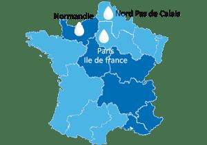 carte présence Hestia France