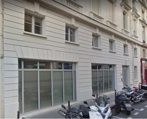 Façade d'immeuble Rue Saint Marc à Paris