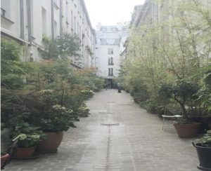 Copropriété de 112 mètres de long à Paris