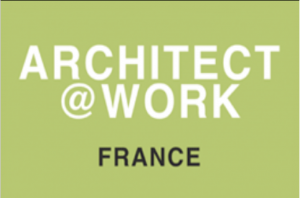 Logo du salon architect at work