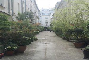 Copropriété de 112 mètres de long rue du faubourg saint dénis à Paris