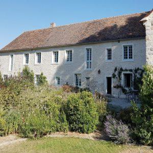 Belle demeure en pierre en Ile de France